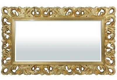 Zrkadlo zlaté (obdĺžnik)