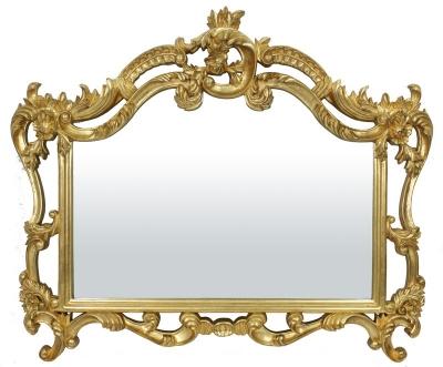Zrkadlo zlaté (barok)