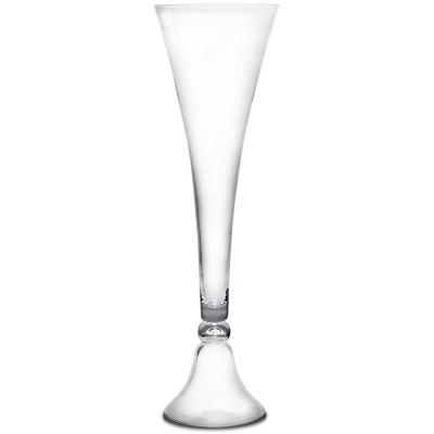 Váza číra pohár (nižšia)