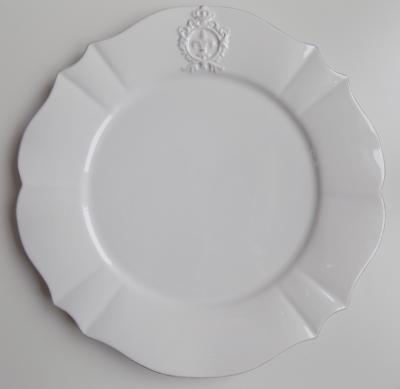 Porcelánový tanier veľký