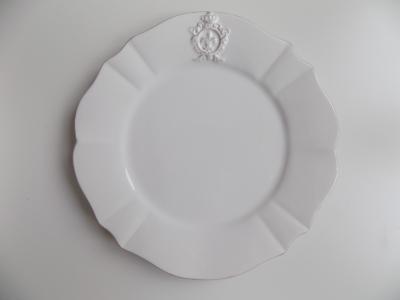 Porcelánový tanier malý