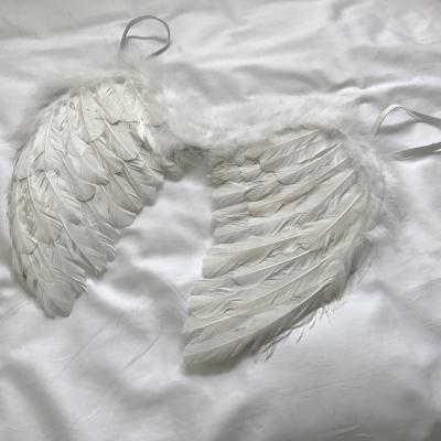 Anjelske krídla biele veľké