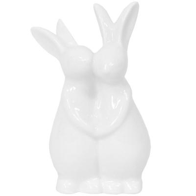 Zajace biele pár